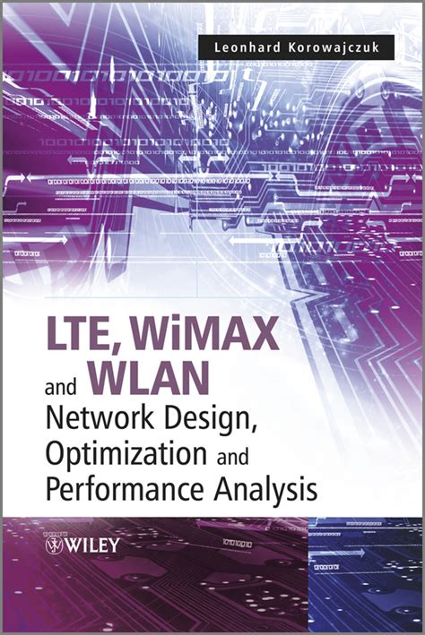 lte optimization engineering handbook books lte wimax and wlan network design optimization and