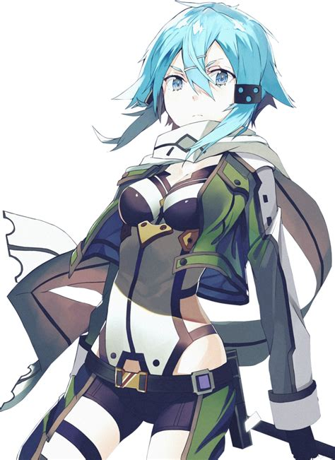 50x150cm sized sword sao sinon print anime wall asada shino sinon ggo by aryesmye on deviantart