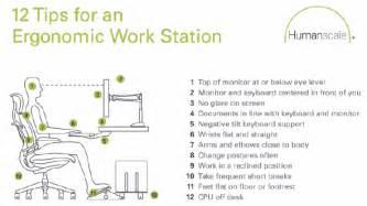 office ergonomics video