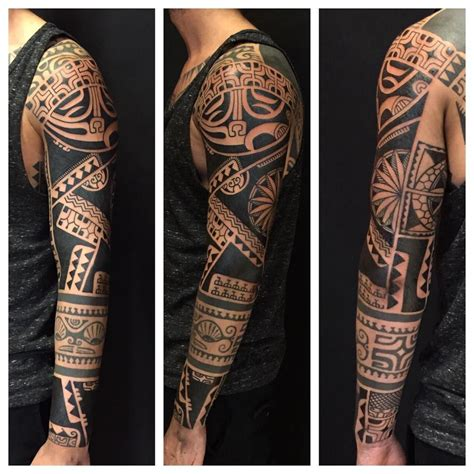 tattoo sleeve tribal tribal sleeve tribal tattoos tribal
