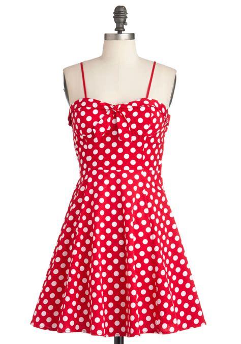 Dot Dress dress with white polka dots iris gown