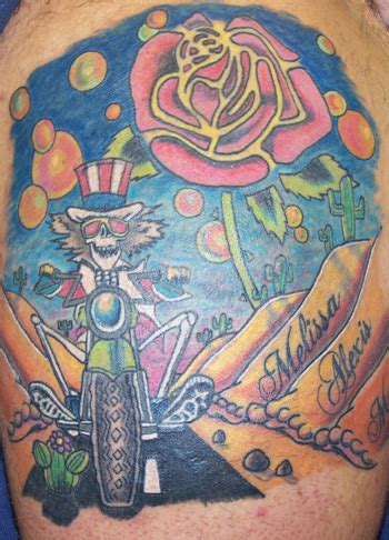 luke walton tattoo grateful dead tattoos