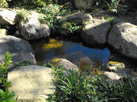 small garden ponds in santa barbara garcia rock and water design blog