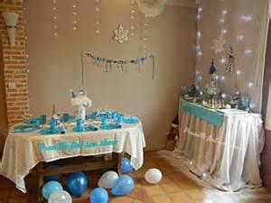 decoration reine des neiges f 234 te d anniversaire quot la reine des neiges quot et sa sweet