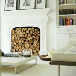 Decorating Ideas For Unused Fireplace Room Decorating