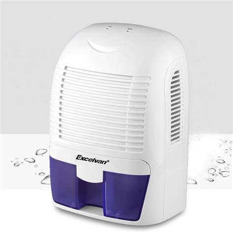 mini dehumidifier for bathroom excelvan 1 5l mini air dehumidifier portable dryer home