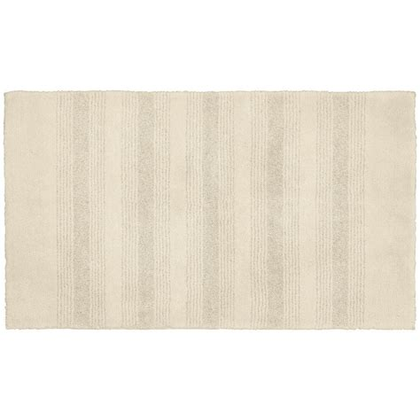 accent rugs for bathroom garland rug essence ivory 24 in x 40 in washable