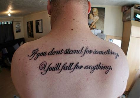 best tattoo quotes for men best quotes for quotesgram