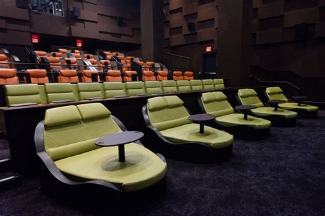 Seaport S New Ipic Theater Serves Restaurant Quality Food this luxe dine in theater serves only food