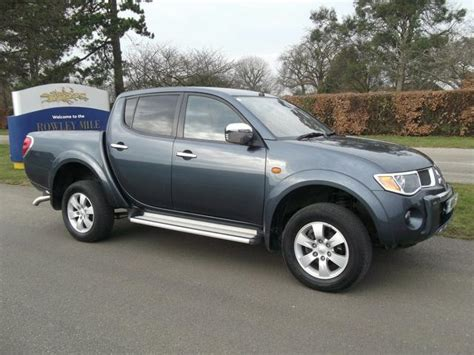 Used Mitsubishi L200 2007 Manual Diesel Double Cab Di D
