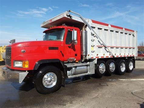 truck nc mack dump trucks in carolina for sale used trucks on