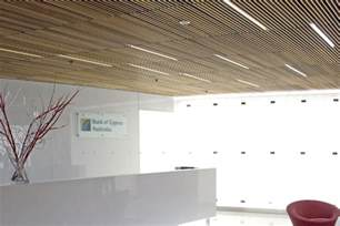 acoustic ceiling systems from screenwood indesignlive