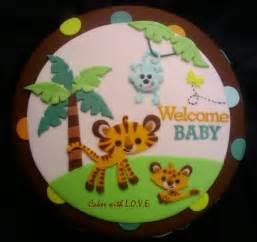 Fisher price jungle theme cake cake theater