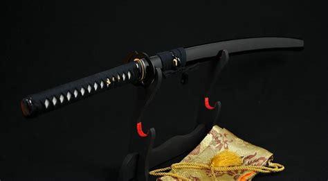handmade japanese samurai katana musashi sword folded
