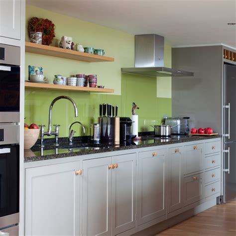 grey and green kitchen grey and green traditional kitchen kitchen decorating housetohome co uk