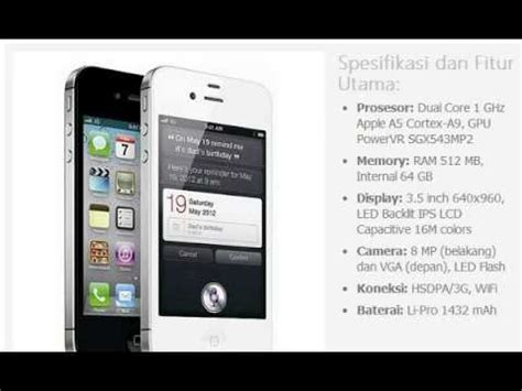 Harga Hp Iphone 4s harga hp apple iphone 4s 64gb
