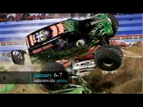 monster truck jam columbus ohio monster jam monster trucks visit nationwide arena