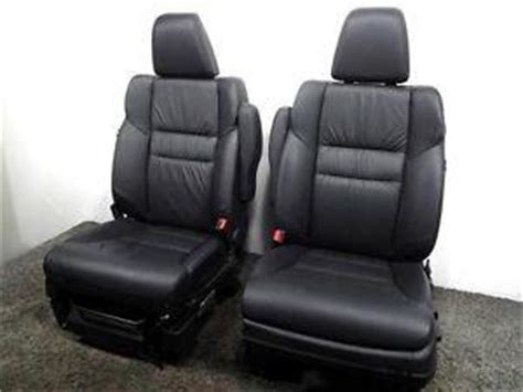 honda crv leather seats replacement honda crv cr v replacement oem black leather