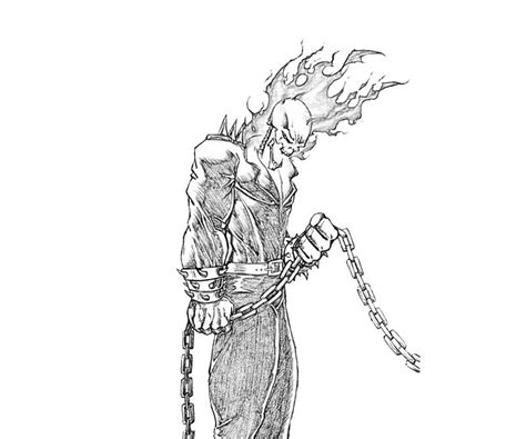 ghost rider coloring pages games ghost rider ghost rider sketch supertweet
