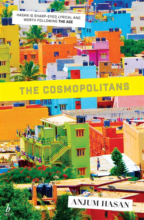 Conversations And Cosmopolitans by Portrait With Anjum Hasan S The Cosmopolitans
