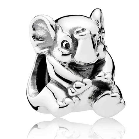elefante porta fortuna pandora elefante portafortuna charm originale argento 791902