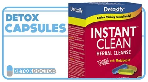Detox Specialists by Detox Capsules Mixes