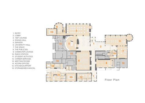 the floor plan ehinger center floor plan drew university flickr