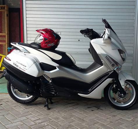 Part Modifikasi Motor by Modifikasi Yamaha Nmax Gambot Orongorong