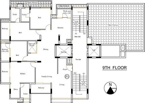 the petals floor plan 2291 sq ft 4 bhk 3t apartment for sale in asset petals