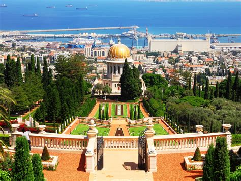 inn haifa haifa s top attractions museums shopping and restaurants
