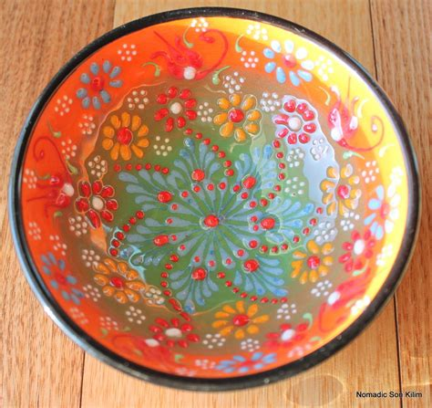 bowl designs colourful turkish ceramic bowls 12cm handmade painted ottoman designs ebay