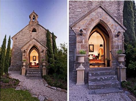 church turned into house church converted into a modern house
