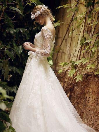 elven style wedding dress beautiful wedding dresses