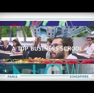 Essec Singapore Mba by Essec Executive Mba Executive Mba Essec Business School