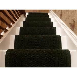 Carpet Stair Runners Uk by Aztec Green Non Slip Stair Carpet Runner At Carpet Runners Uk