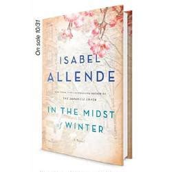 in the midst of winter a novel in the midst of winter hardcover at half price books