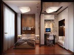 Decoration ideas masculin brown theme decorating ideas for studio
