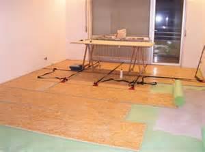 osb platten als fußboden osb boden legen bauanleitung zum selber bauen heimwerker
