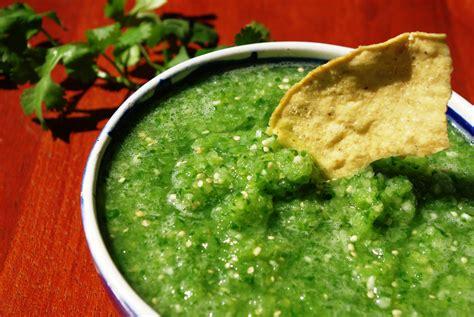 imagenes de salsas verdes salsa verde cruda three points kitchen
