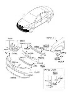 Hyundai Elantra 2007 Parts 2007 Hyundai Elantra Parts Auto Parts Diagrams