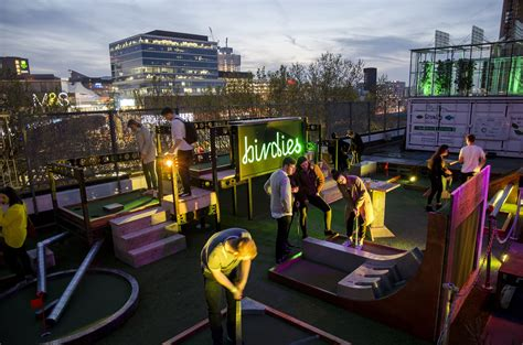 swing clubs in london the top crazy golf venues in london