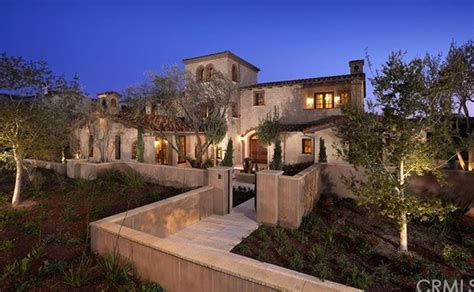 tuscan inspired homes 9 million tuscan inspired mansion in irvine ca homes