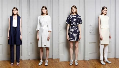minimalistic look office wear inspo minimalist looks by adam lippes pre ss15