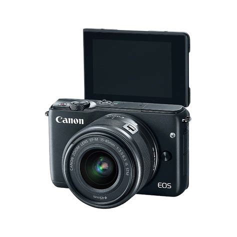 Kamera Canon Eos Yuna jual kamera mirrorless canon eos m10 15 45mm 22mm daldigital