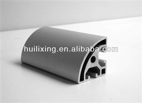 aluminium box section weight square alloy aluminium box section supplier direct sell