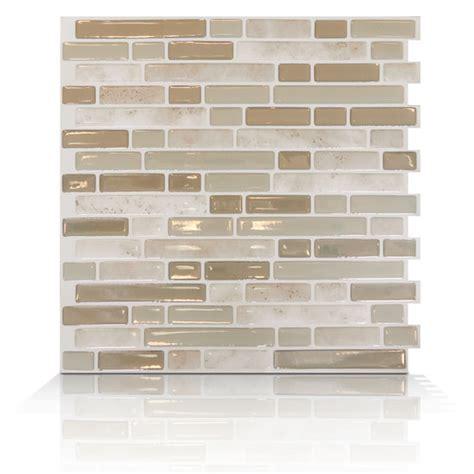 Self Adhesive Kitchen Backsplash Tiles View All Tile Wayfair