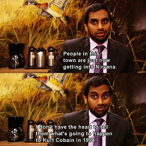 parks and rec quotes tom haverford parks and rec quotes quotesgram