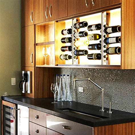 kitchen interior design wine kitchen combination home