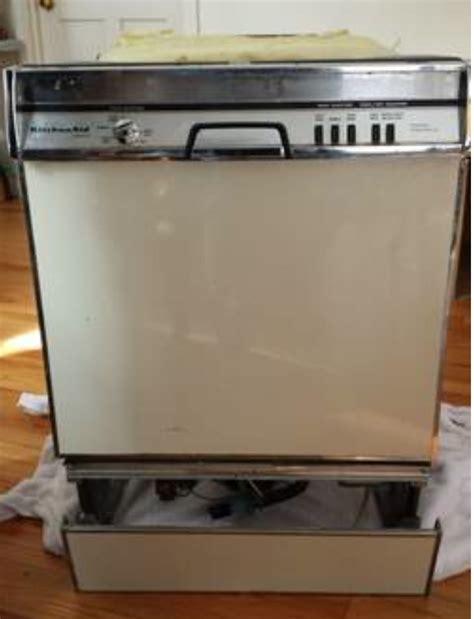 dishwasher kitchen aid best offer sunderland ma