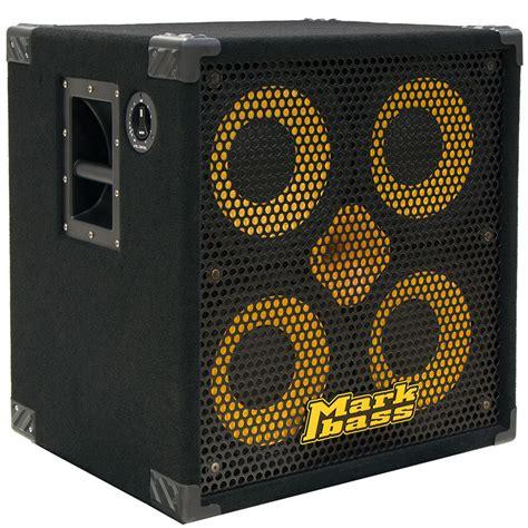 8 ohm bass speaker cabinet markbass standard 104hr 8 ohm 171 bass cabinet